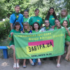 Всеукраинский проект «Заповедник»  помогает Краснокутскому дендропарку в  Харьковской области (фото)