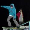 Молодежные соревнования по сноуборду в Харькове (фоторепортаж)