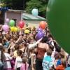 Как гуляли в День защиты детей: фоторепортаж
