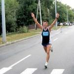 В Харькове пробежали марафон «Освобождение»