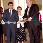 Посол США открывает Интернет-центр в Харьковской государственной научной библиотеке им. В. Г. Короленко
