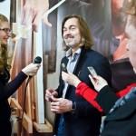 Никас Сафронов: персональная выставка в Харькове