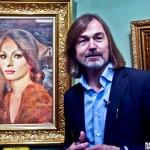Никас Сафронов делится творческими планами